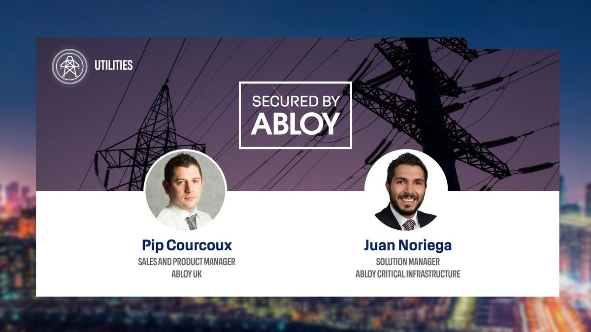 7 tips and reasons why it's time to invest in #cloud-based #security systems – especially in critical #infrastructure of #utilities, listed by Pip Courcoux at @abloymedia and Juan Noriega at @AbloyColombia: https://t.co/qqhmNvVfGb🚰⚡️ #AbloyBeat #AbloyForTrust #Abloy https://t.co/vXmqyncaRT