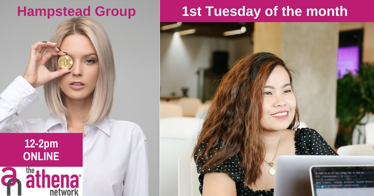 Our next Hampstead Group meeting is on Tuesday 7th July.  If you are a woman in business and serious about your business growth, our members would like to meet you.   Contact me for info on how to join  #BusinessNetworking #CreateConnections #InspireSuccess https://t.co/r08ErG6fTH
