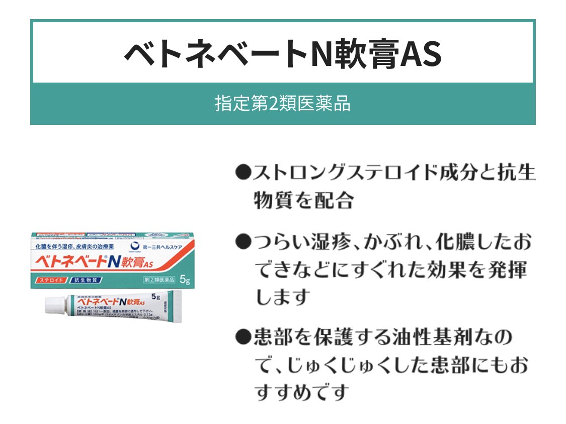 市販 抗生 物質