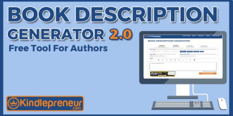 Have you seen the new & improved Kindlepreneur Book Description Generator? http://bit.ly/31DIHfQ    #womeninbusiness #ASMSGpic.twitter.com/VBAYOeslq7