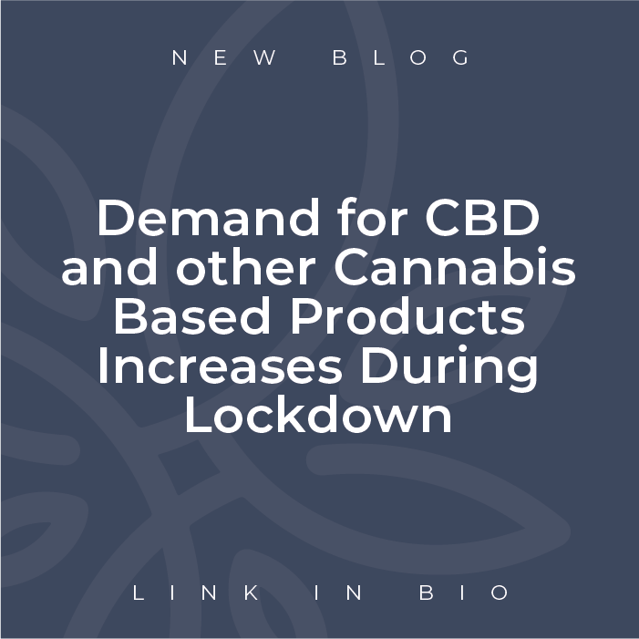 The Demand for CBD and other Cannabis Based Products Increases During Lockdown, read more about it link in our bio  #cbd #cbdcommunity #cbdheals #cbdwellness #lockdown<br>http://pic.twitter.com/AY4HVOEMAw