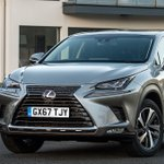 The #LexusNX has just been named Britain's best hybrid car in the @AutoTrader_UK New Car Awards.