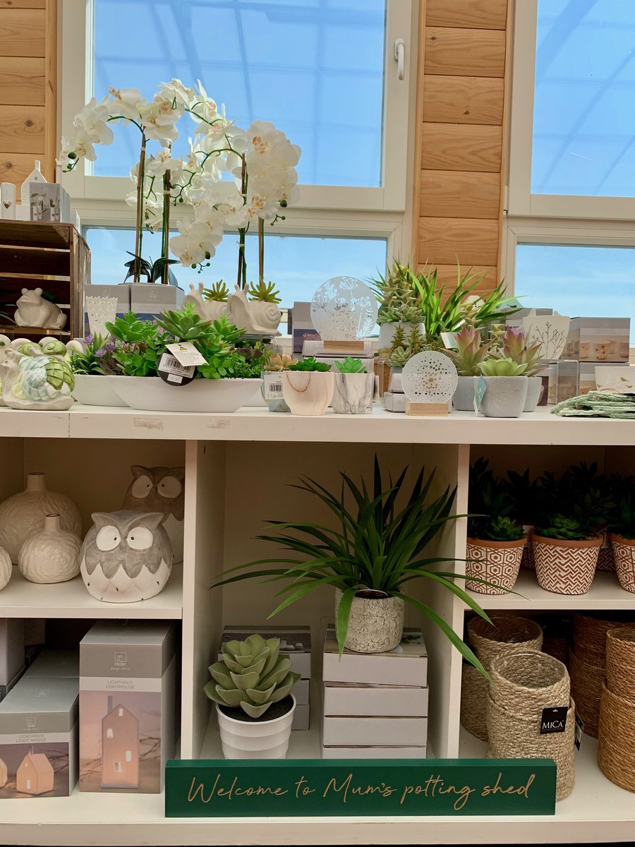 We have Amazing collections of decorative artificial plants and ornaments. Shop at Gemmell's Garden Centre today http://gemmellsgardencentre.co.uk   #gemmells #gardencentre #homeware #homedecorations #artificialplants #homestyle #homeinterior #homelove #shoplocal #ayrshirepic.twitter.com/B9j1sQpY3p