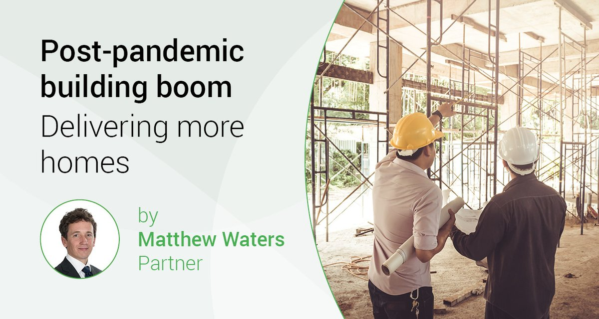 Matthew Waters outlines the role of #localgov in delivering future housing, the available powers & opportunities https://t.co/Rh8MBnS6bM #ukhousing https://t.co/Ehuy6NfFQq