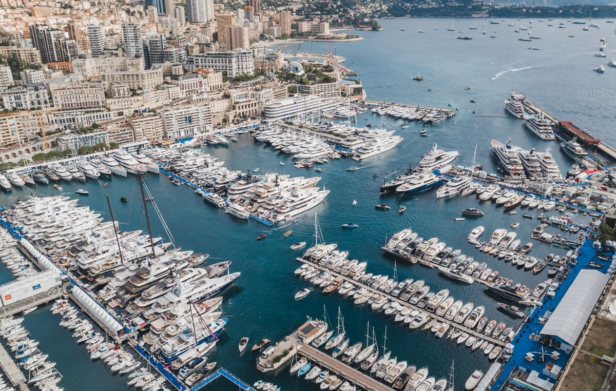 This year we have no Monaco Yacht Show to enjoy, but that means we'll enjoy next year's even more!  https://bit.ly/31C3bWc  #MonacoYachtShow #MYS #superyacht #yacht #yachting #yachtlife #yacht #yachtdesign #yachtinglifestyle #megayachts #yachtcharter #yachtbrokerpic.twitter.com/n8ALCo90N8