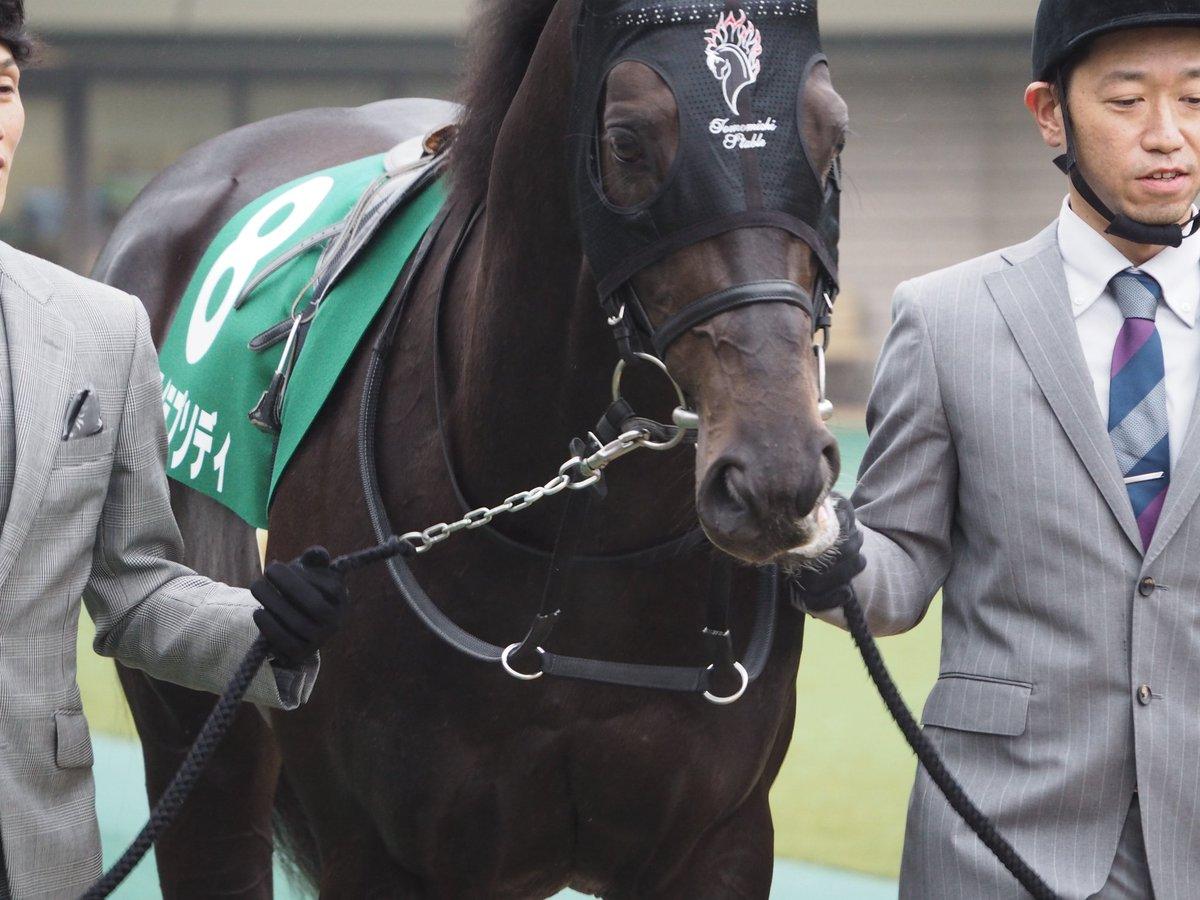 マイラプソディは神戸新聞杯で復帰。 春2冠は期待してたのよりも意外な結果に。どうにか立ち直って欲しいな。 #マイラプソディ #神戸新聞杯 https://t.co/CctblZXmTb https://t.co/QROnqZv5CV