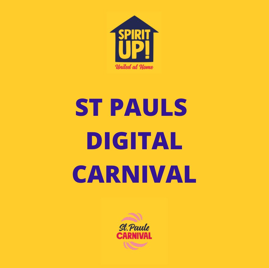 Wanna get involved? ~Twitch - watch the party unfold! No log-in, simply watch Carnival HQ bring the vibes all-day ~Zoom - join the party! Register (in advance, these will get snapped up!) for a LIMITED number of tickets for our all-day Zoom party. https://t.co/h9JW8hF4ck https://t.co/trX4J6sFvu