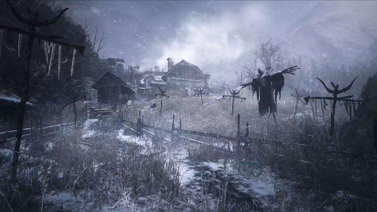 Resident Evil Village will conclude 7's story trib.al/0T9e1hj