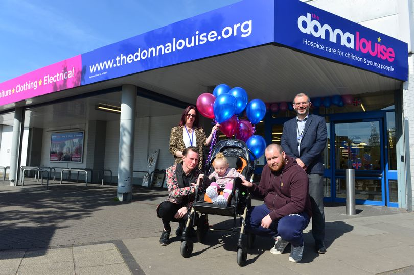 SHOP UPDATE 📣 Our #Longton and #Newcastle stores are now OPEN with social distancing and hand sanitising measures in place.❗️Please note we are currently unable to accept stock donations❗️ Click here for more info and shop opening times 👉 thedonnalouise.org/shop