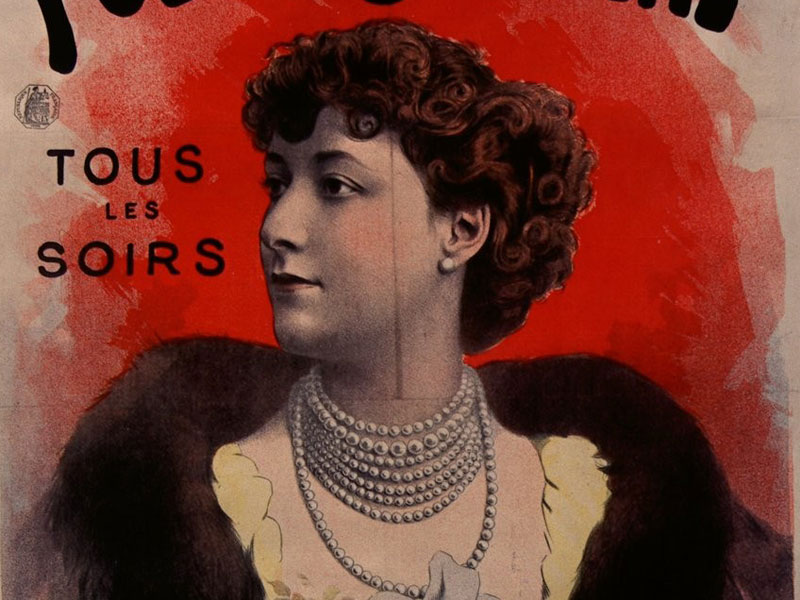 #OnThisDay in 1869, a Folies Bergère #dancer Liane de Pougy was born. She led an incredible life, not only of a performer. Discover a story of a woman who was a courtesan, a princess and a saint – all in one lifetime👉https://t.co/qL724fXsdd https://t.co/hGPV0sTJ2I