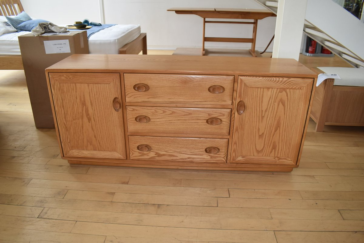#efo  #ercol  #windsor  #new  #3820lt  #sideboard  #light  #dimensions  w153cm d46cm h68cm  £2000 #free  #delivery  efo@ercol.com https://t.co/XbQVvnOeeh