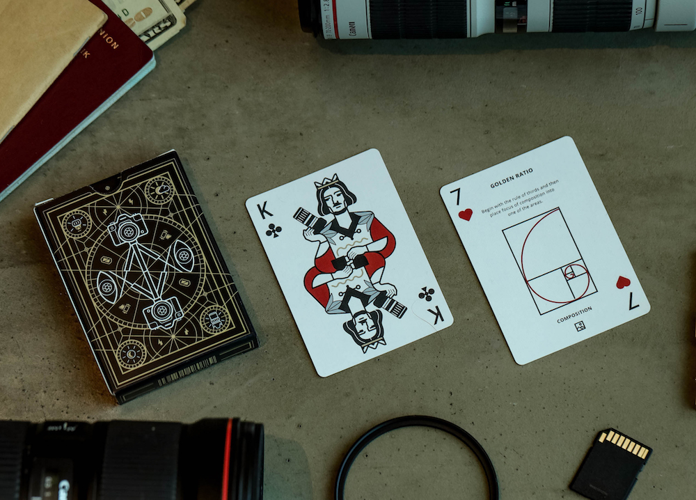 Looking for a gift for a photography fan? These brilliant Photography Cheat Sheet Playing Cards fit the bill and they're funding over on @kickstarter now:  >> https://t.co/wVP9a6MyDe <<  #kickstarter https://t.co/2yw5PePJqA