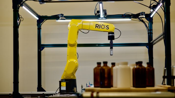 """""""RIOS comes out of stealth to announce $5M in funding for 'industry-agnostic' robotics"""" #Robotics #AdvancedManufacturing #TechStartups #TechnologyInnovation #IoT #IIoT #GovTech #CorporateInvestment #Venture  -  https://buff.ly/31HZHBFpic.twitter.com/VzG2fbZVK8"""