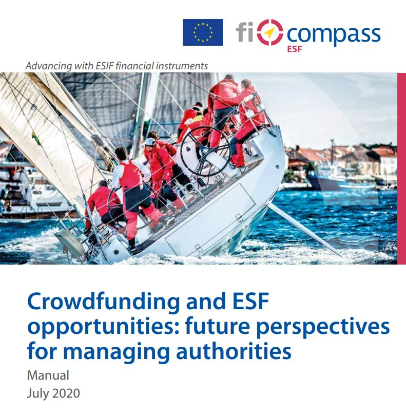 📢An innovative way to invest in the #social sector: #crowdfunding & #ESF #financialinstruments join forces to help achieve #socialimpact. #joinus on 6 July at our next #ficompass #webinar 👉https://t.co/rH87U8p4b9 #Mustread to prep for the #webinar here➡️https://t.co/4u7HVNZyPQ https://t.co/LdrXdB2OMJ