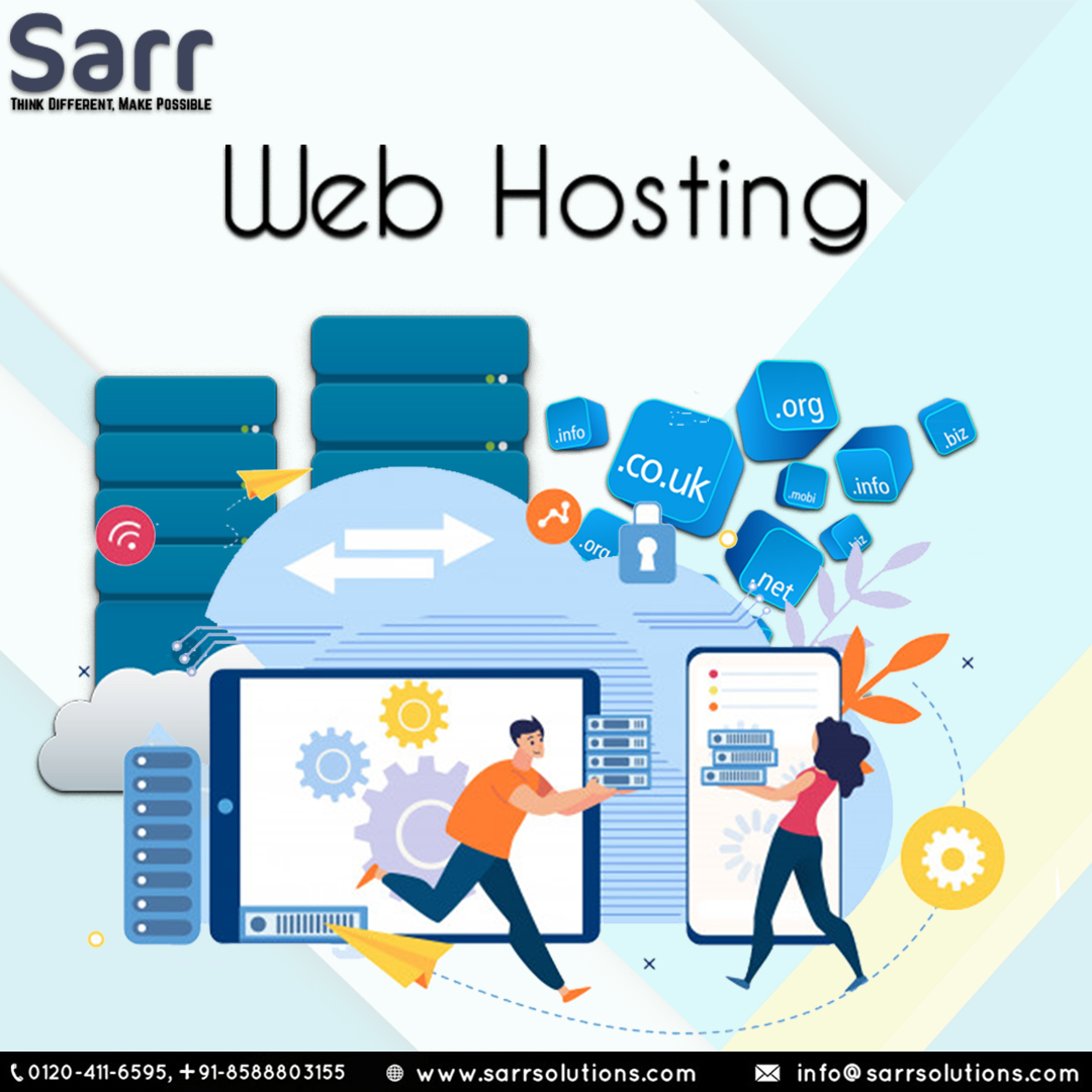 A website's success depends on the reliability of their hosting service. Sarr Solutions provides high-quality affordable #webhosting services for companies of all sizes.A right #webhosting service can play a huge role in the growth of the company. https://t.co/JxavAXkCR4 https://t.co/Dg8YpC8EK5