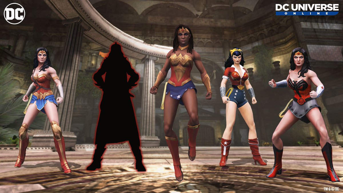Introducing Nubia, Wonder Woman of Earth-23 and leader of the Council of Wonder Women! #Wonderverse #Episode38 #DCUO