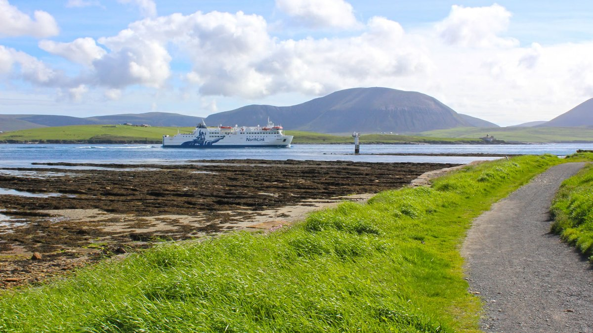 NorthLink Ferries have opened sailings to and from #Orkney & #Shetland for all travellers. To allow 1m physical distancing on board there will be restrictions to the numbers that can sail, so passengers must book ahead to avoid disappointment. northlinkferries.co.uk
