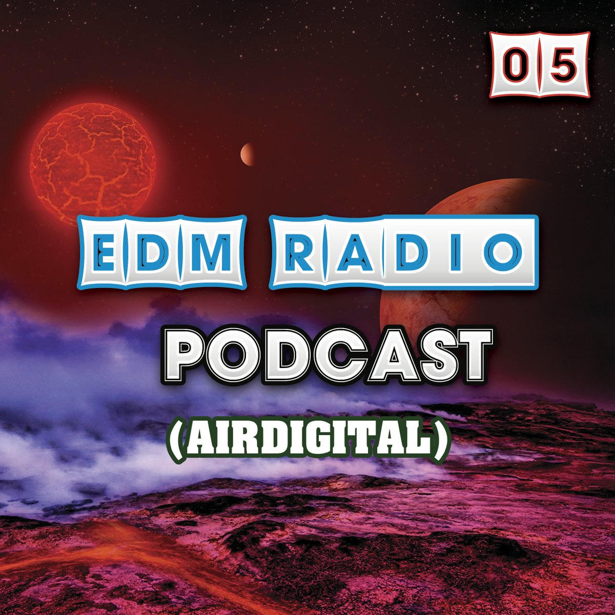 EDM Radio Podcast 05 (Airdigital)  Слушать | Listen: https://t.co/LUMX3hBOVr  01. Ahmed Helmy - The Unchained 02. Ghost Etiquette - Giedi Prime 03. Ben Gold - Starstruck 04. 1st In Line - In Deep Waters 05. Solarstone & Future Disciple - Monkey Mia  #EDMRadio #Podcast #trance https://t.co/zQIyEL6oh7