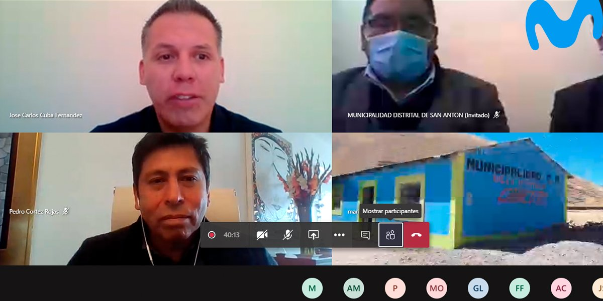 ¡Conectados con Villa Hermosa Cañicuto! 🇵🇪😍 La esencia de #InternetParaTodos es conectar a todos los peruanos estén, donde estén. https://t.co/PZgIJyx3bk
