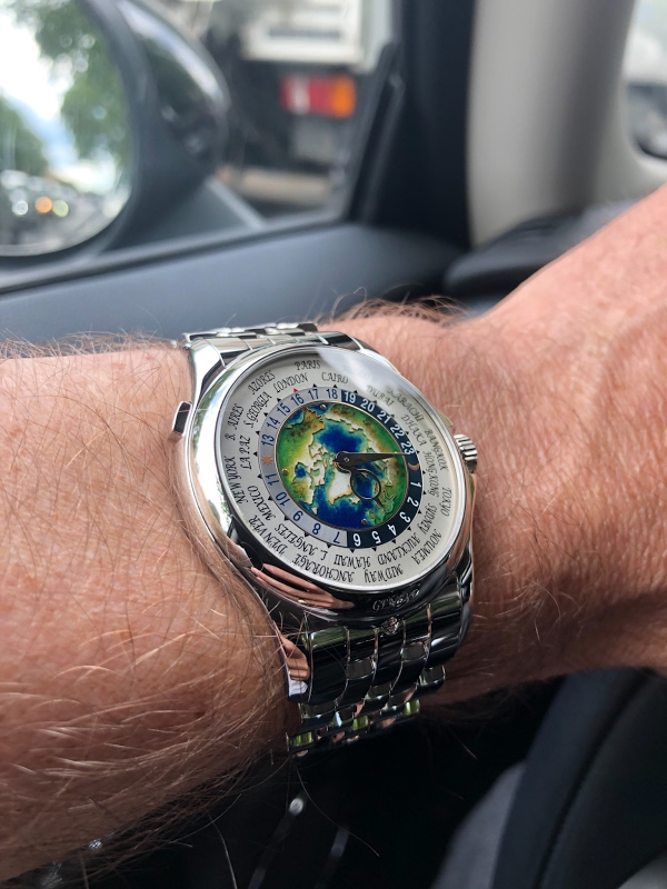 I can't thank #PatekPhilippe and my new AD enough for making this happen! The Ice King https://t.co/5FUuzLZLfy https://t.co/ctrdeqObbv