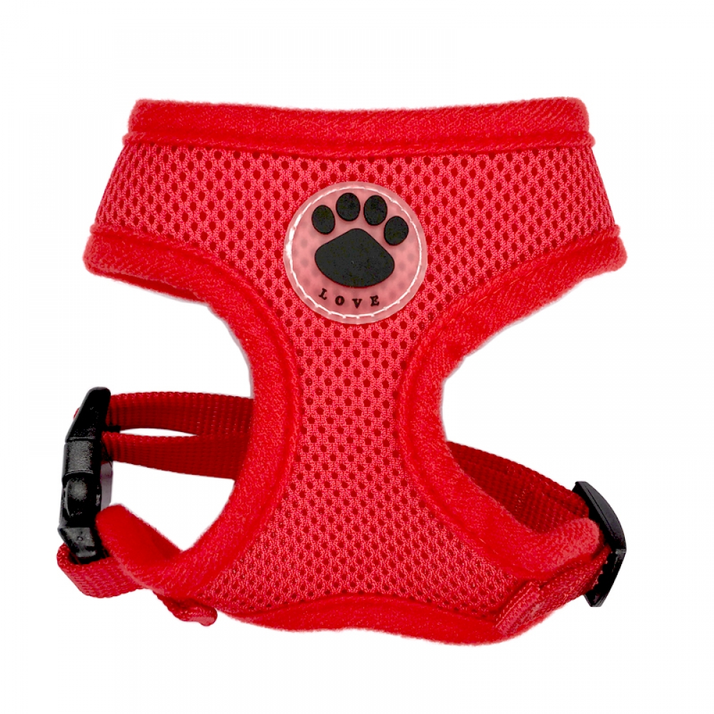 #caturday #gift Breathable Paw Print Harness https://t.co/WL5Ii8ls4T