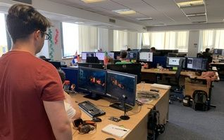 We're proud to launch our new CAREERS page over on our website. Come take a look at the current open positions. #gamedev #gamejobs #PlayStation #PS5 #PS4 #XboxSeriesX #XBoxOne #Switch #Stadia #Leeds #Yorkshire https://t.co/ggzDdyU73S https://t.co/fPP0QXskWN