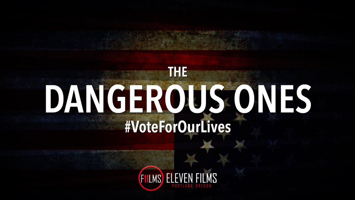 Right now, @Eleven_Films is just less than 800 followers to 100k. Do you like this video? Help them amplify by following! Democracy is at stake.