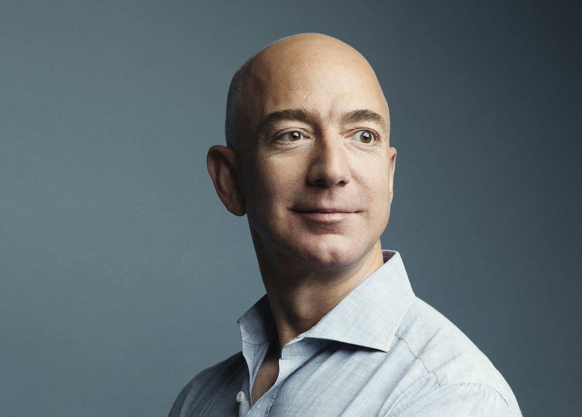 Amazon CEO Jeff Bezos is now worth nearly $172 BILLION, a new all-time record according to the Bloomberg Billionaires Index.  🔗: https://t.co/tBibpXJCfP https://t.co/mKqmuAcPkD