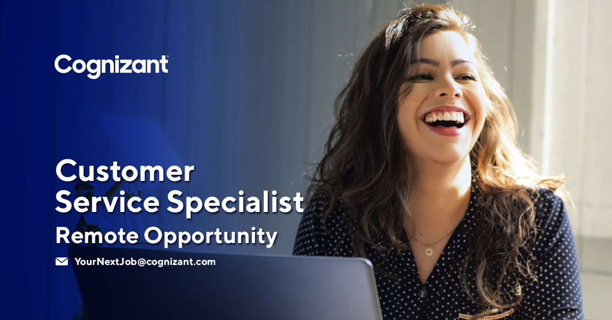 We're looking for someone ready to transform the customer's experience in #Guadalajara. If you think this position is for you, send your resume to YourNextJob@cognizant.com #BeCognizantpic.twitter.com/2SC4MGuTYI
