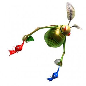 Empress Bulblax On Twitter Only 4 Pikmin Enemies Have
