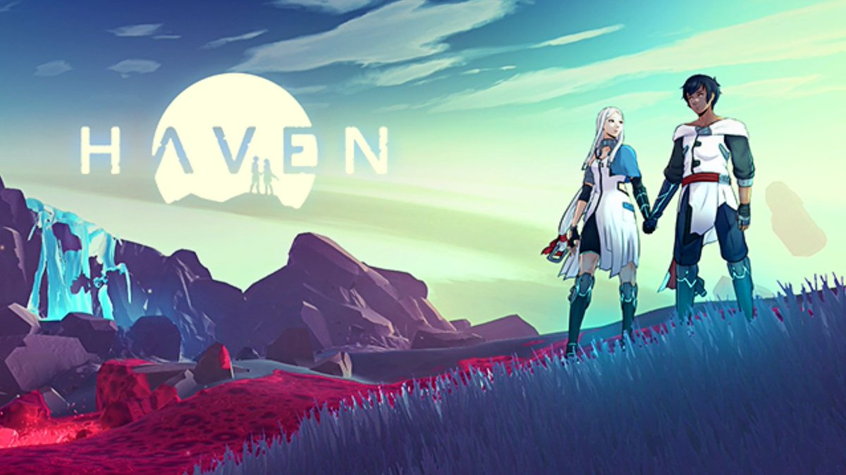 Trailer - PlayStation - Haven - Glide Free Trailer - PS4  #CanalMeuMundo #Trailer #PlayStation #Haven #Jogo #Indie #Aventura #RPG #PS4  https://youtu.be/jSrqEJf78Hgpic.twitter.com/mfbmlR43UR