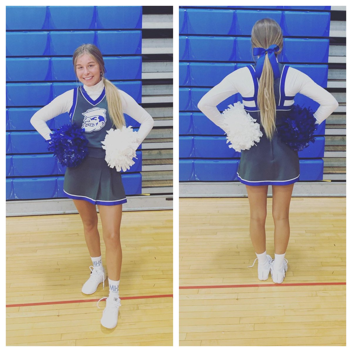 We are IN LOVE with our new @VarsityFashions look for Game Day! #pleatedskirt pic.twitter.com/eq6KFixwoD