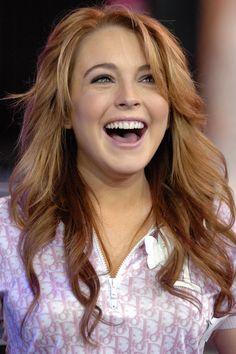 Nace en 1986: Lindsay Lohan, actriz, cantante, modelo y diseñadora estadounidense. Happy Birthday