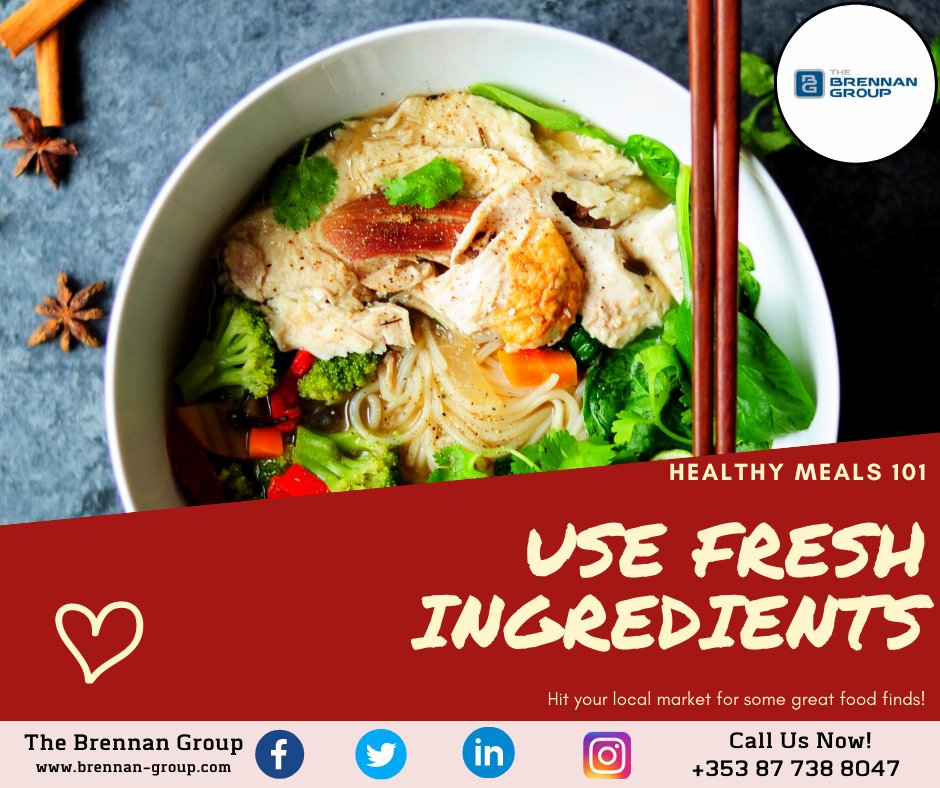When eating you want to get the most flavor possible from your #food, which is why it is important to use #fresh #ingredients.  #freshingredients #savory #crispy #sauce #dippingsauce #starter #cooked #meal #quickmeals #recipes #delicious #food #tasty #instafood #thebrennangroup