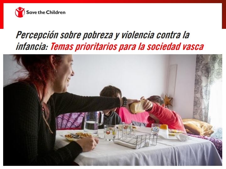 ¿Cuánto le preocupa a la sociedad vasca la pobreza infantil? Según nuestra última encuesta, 9 de cada 10 personas en Euskadi consideran que erradicarla debería ser prioritario para candidatos y candidatas a Lehendakari.   Encuesta: https://t.co/3XqONDVcS4 #EleccionesVascas #12J https://t.co/mFmp8fgZ2B
