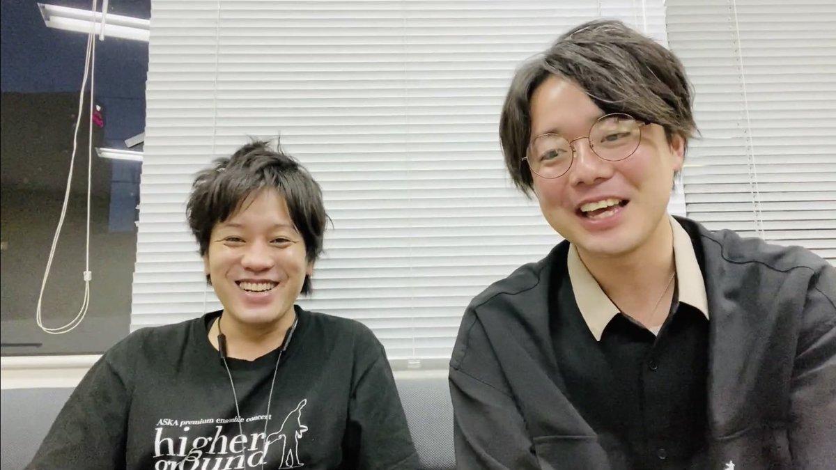 松陰寺さんというか松井さんが着ているTシャツ、ASKAさんのグッズのなんだ! https://www.fellows.tokyo/news/?id=377pic.twitter.com/ntu5733pL1  by コロン
