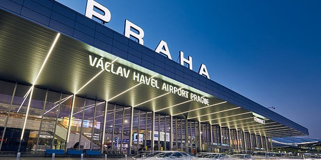A new way to reach Václav Havel Airport Prague! New train way constructions has started today which will take around 8-9 years to finish.   #CzechRepublic #prague #newspic.twitter.com/amZsoZj4qM