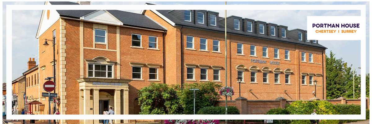 Coming Soon  I  Portman House, KT16   Prices from £200,000   Interested? Register now to join us on launch day?  📞 01932 504740 ✅ Backed by Government Help To Buy Scheme 🚆 Short walk to London rail links  #KT16 #newhomes #apartmentlife #developer #newbuild  @GuildProperty https://t.co/czaHAs0Rpo