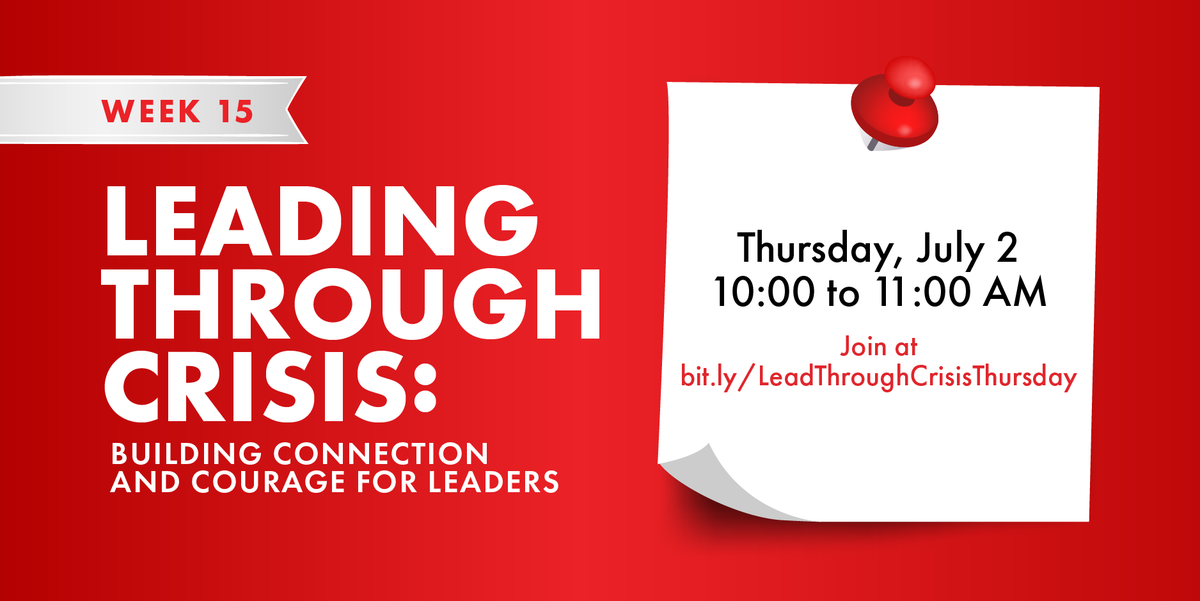 We will see you at 10am today! bit.ly/LeadThroughCri… twitter.com/GLISI/status/1…