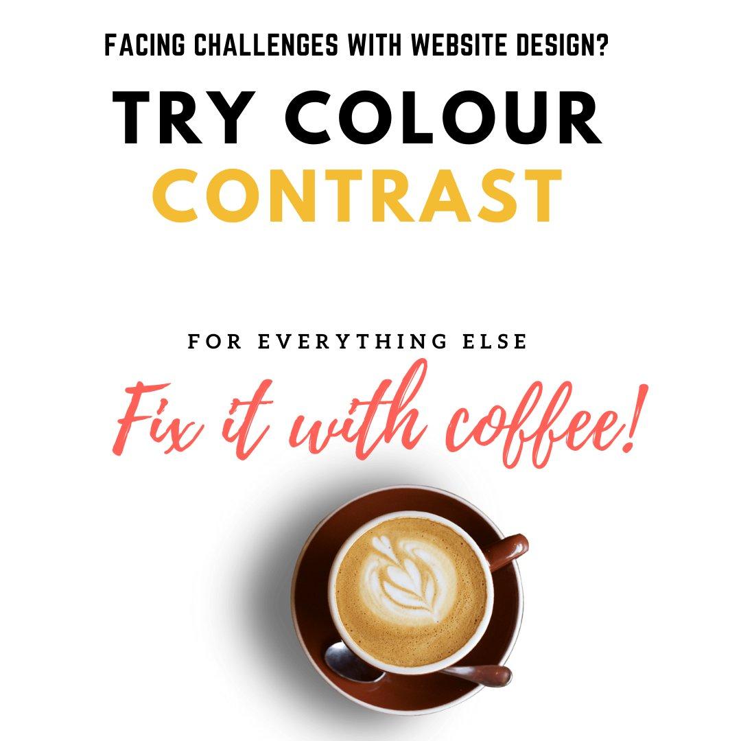 Design is the soul of your creation. Always design for the next decade. . . . . . . . . #design #coffee #love #website #India #branding #brandstories #startup #weareashr #ashr #ashrdesign #follow https://t.co/FtSY3pjD1c