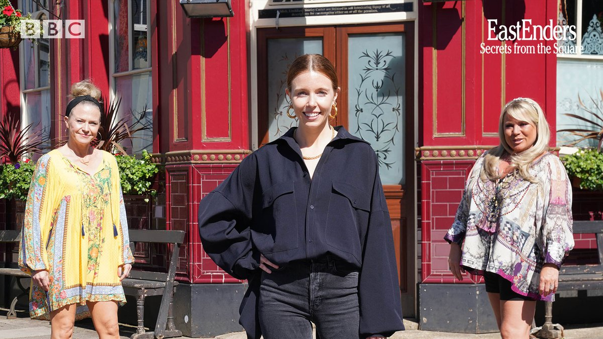 Two of Walford's most influential landladies - Letitia Dean and @kelliebright76 -will soon be joining forces for a special instalment of EastEnders: Secrets From The Square, with @StaceyDooley. You can catch all of the episodes so far on @BBCiPlayer: https://t.co/GJzySav3kX #SFTS https://t.co/bmwjbgJuLw