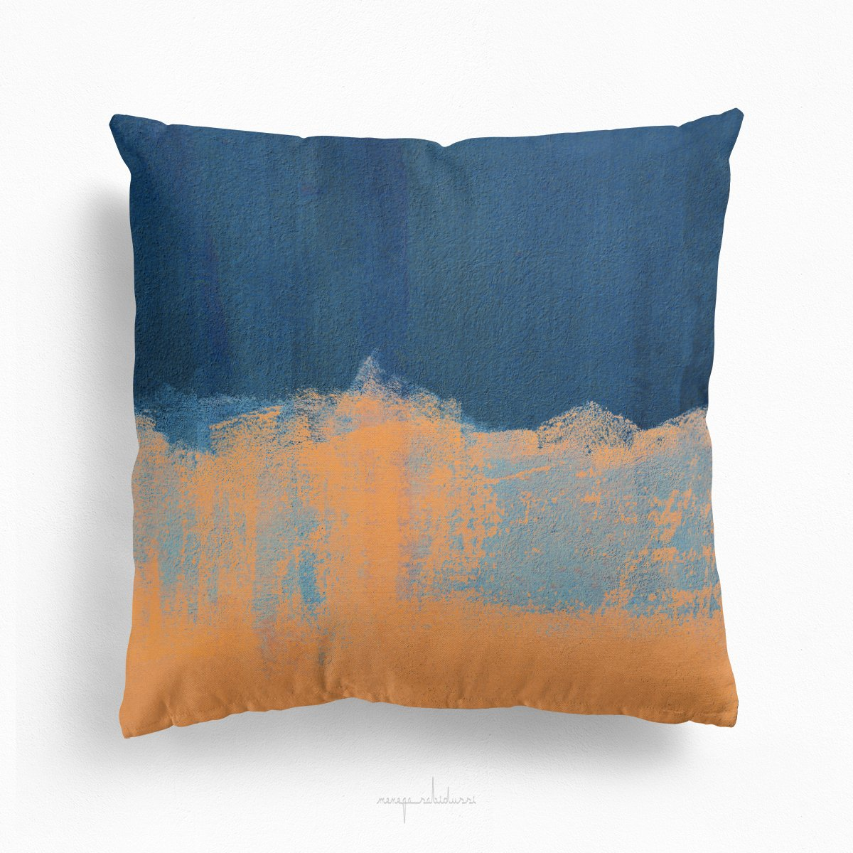 'Summer Beach Abstract' by Menega Sabidussi @society6 | 4th of July Sale: Up to 40% Off Everything Today | Indoor Outdoor #pillows #throwpillows #decor #interiorstyling #apartmenttherapy #interiorinspo #homeinspo #outdoorstyling #lifestyle #society6