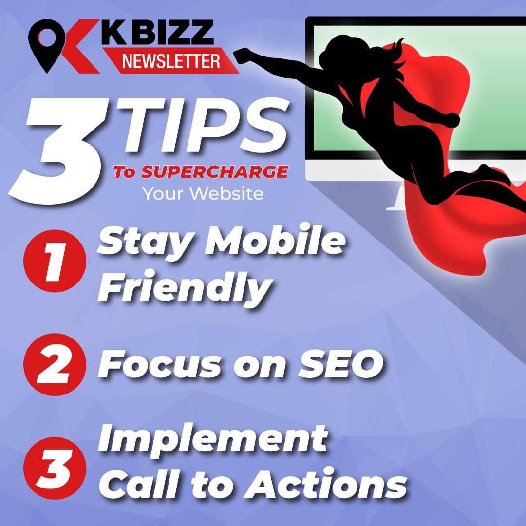 3 Tips to Supercharge Your Website💫 - https://t.co/q7U64Udvft #website #seo #digitalmarketing #software https://t.co/P8hHPfJlNu