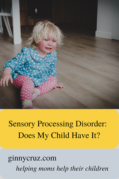 Wondering about #autism or why your #child exhibits difficult behaviors? Click the link to read this week's blog. https://www.ginnycruz.com/sensory-processing-disorder-does-my-child-have-it/… #developmentalmilestones #momlife #amwriting #amcaffeinatedpic.twitter.com/BypqsAMZhl
