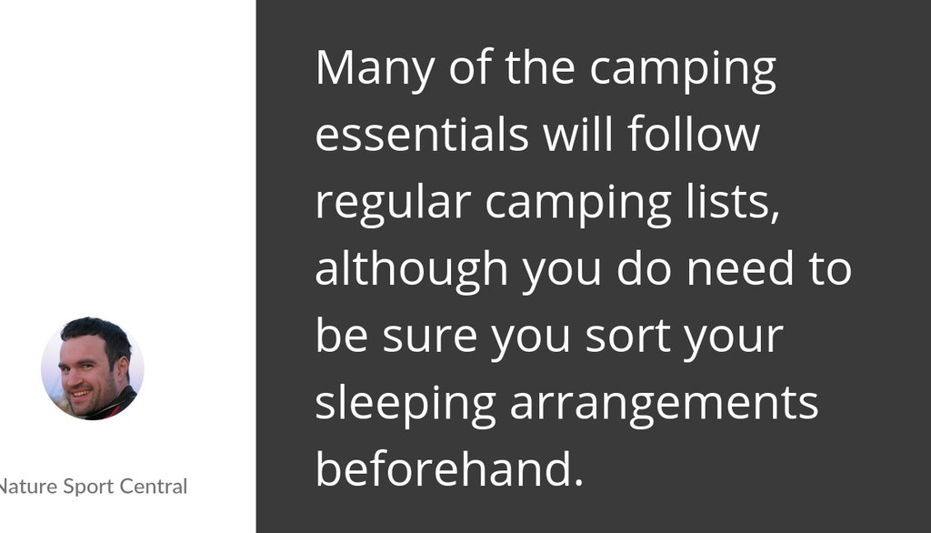 However, if you are in a smaller vehicle, you do need to know how to manage your car camping gear.  Read the full article: How to Camp in Your Car ▸ https://t.co/2APvA0Uvpb  #Camping #Cars #hiking https://t.co/jFh6nC9pel