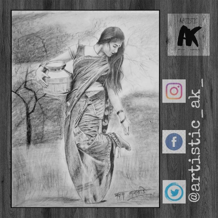 Graphite on paper #graphitepencils #graphitesketch #graphiteportrait #graphiteart #graphitepencil #graphiteonpaper #art_4share #draw#celebritysketch #artrealistic #artrealism #drawing_feature #arts_help #arts_secret #artfeaturehelp #art_feature #indianarts #marathiartistpic.twitter.com/ldL8aKGIQX