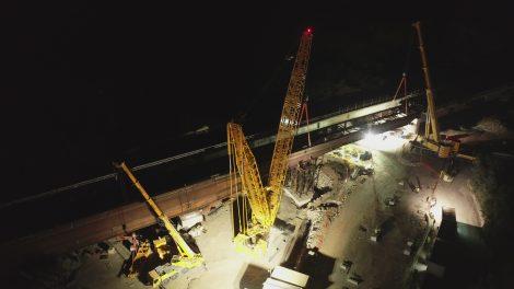 Lavori viadotto Himera, concluso il varo dell'impalcato - https://t.co/sooMVVpyjJ #blogsicilianotizie