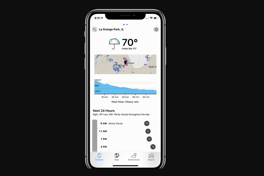 Dark Sky mercifully gives Android users 1 more month until