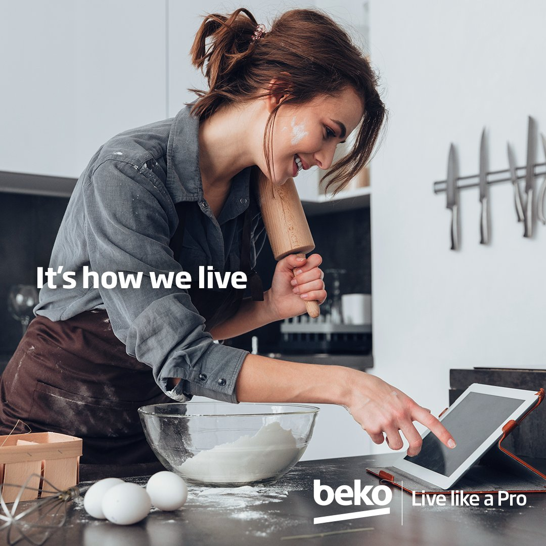 In this period, a lot of people have cooked, cleaned, exercised and lived healthier than they have ever before. Keep going, there's no reason to stop now! #DontGoBackToNormal #LiveLikeAPro https://t.co/RitGD0vEXn