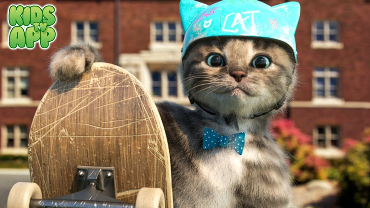 Little Kitten & Friends - Learn with ...   #Cats #Cat #Kittens #Kitten #Kitty #Pets #Pet #Meow #Moe #CuteCats #CuteCat #CuteKittens #CuteKitten #MeowMoe #episode #Adventure #Alphabet #Android #AppStore #Apple #Apps #AppsForKids #Children   https://t.co/OlcsMp0esv https://t.co/jAzP3Lr4CV